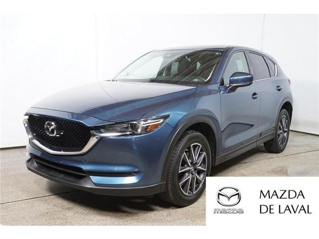 2018 Mazda CX-5 GT (Stk: 49698A) in Laval - Image 1 of 23