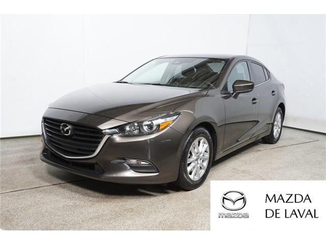 2017 Mazda Mazda3 GS (Stk: U7225) in Laval - Image 1 of 23