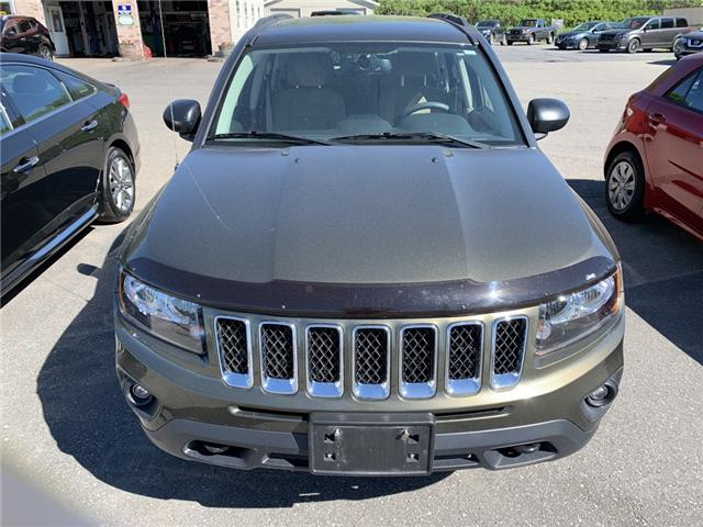 2015 Jeep Compass Sport/North (Stk: svg24) in Morrisburg - Image 1 of 6