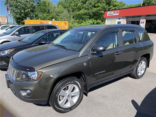 2015 Jeep Compass Sport/North (Stk: svg24) in Morrisburg - Image 2 of 6