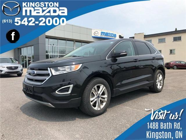 2015 Ford Edge SEL (Stk: 19P017) in Kingston - Image 1 of 17