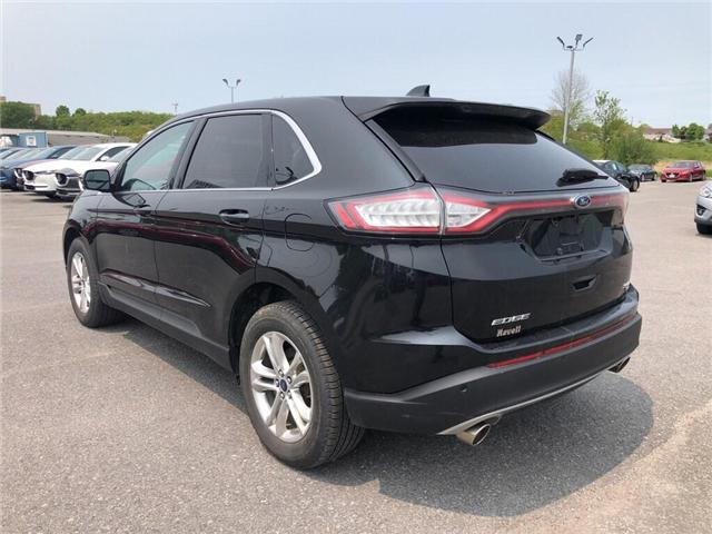 2015 Ford Edge SEL (Stk: 19P017) in Kingston - Image 4 of 17