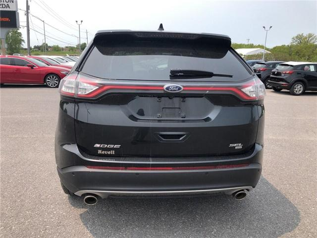2015 Ford Edge SEL (Stk: 19P017) in Kingston - Image 5 of 17
