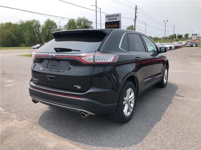 2015 Ford Edge SEL (Stk: 19P017) in Kingston - Image 6 of 17
