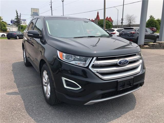 2015 Ford Edge SEL (Stk: 19P017) in Kingston - Image 8 of 17