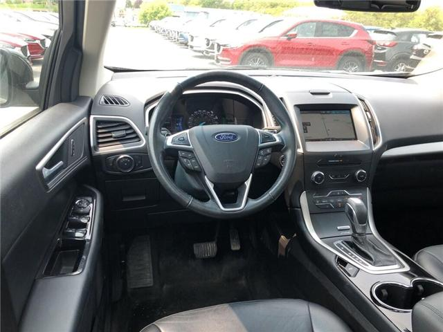 2015 Ford Edge SEL (Stk: 19P017) in Kingston - Image 14 of 17
