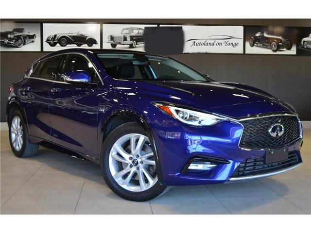 2017 Infiniti QX30  (Stk: AUTOLAND-H7366A) in Thornhill - Image 2 of 30