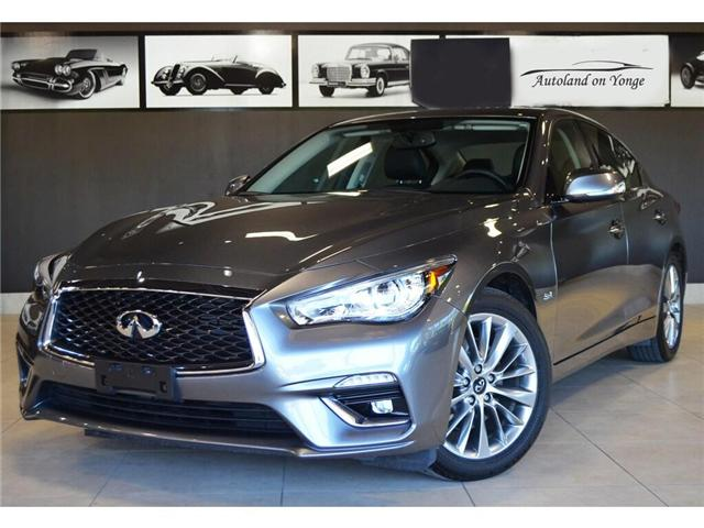2018 Infiniti Q50  (Stk: AUTOLAND-H7963A) in Thornhill - Image 1 of 30
