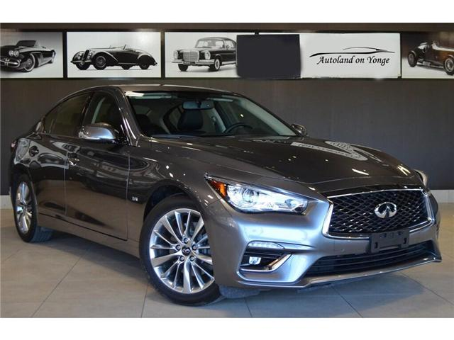 2018 Infiniti Q50  (Stk: AUTOLAND-H7963A) in Thornhill - Image 2 of 30