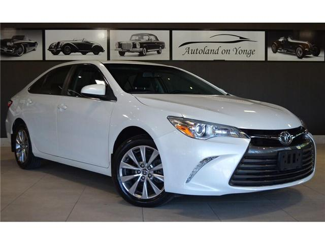 2015 Toyota Camry XLE (Stk: AUTOLAND- E6244A) in Thornhill - Image 2 of 30