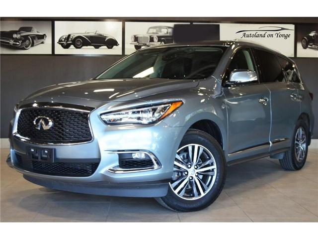 2017 Infiniti QX60 Base (Stk: AUTOLAND-H7694A) in Thornhill - Image 1 of 30