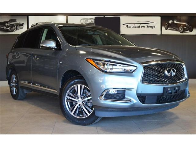 2017 Infiniti QX60 Base (Stk: AUTOLAND-H7694A) in Thornhill - Image 2 of 30