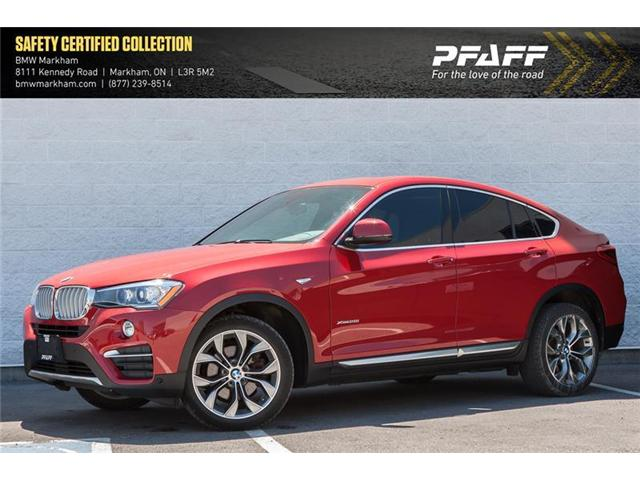 2017 BMW X4 xDrive28i (Stk: O12171) in Markham - Image 1 of 19
