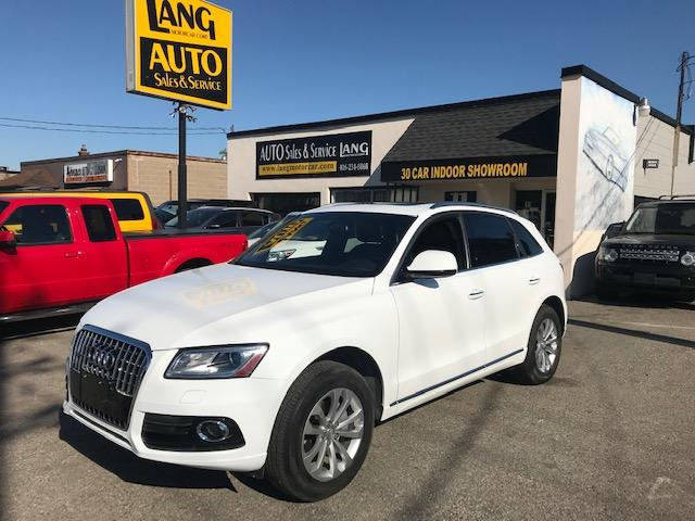 2016 Audi Q5 2.0T Progressiv (Stk: 9132) in Etobicoke - Image 1 of 18
