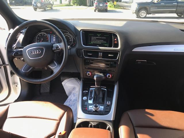 2016 Audi Q5 2.0T Progressiv (Stk: 9132) in Etobicoke - Image 12 of 18