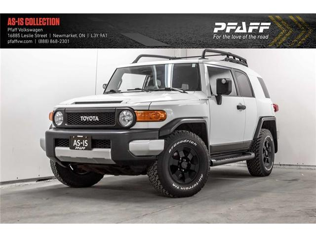 2008 Toyota FJ Cruiser Base (Stk: V3753A) in Newmarket - Image 1 of 21