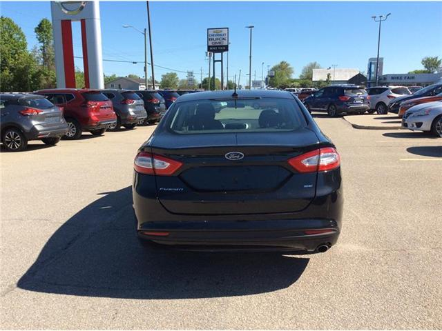 2014 Ford Fusion SE (Stk: 19-115B) in Smiths Falls - Image 4 of 13