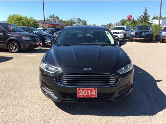 2014 Ford Fusion SE (Stk: 19-115B) in Smiths Falls - Image 5 of 13