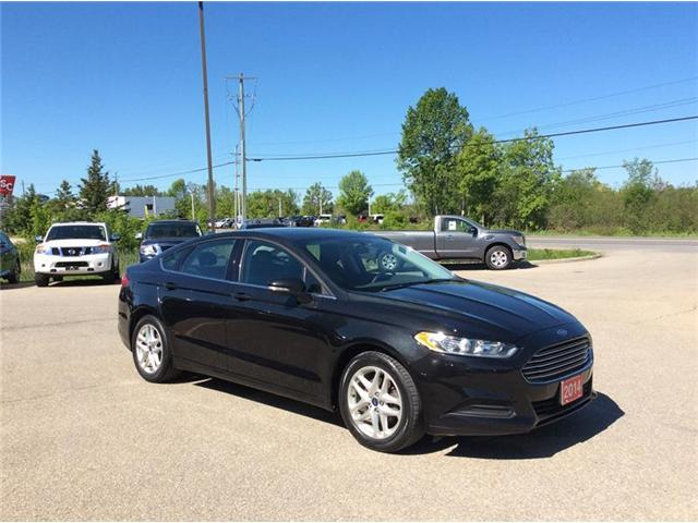 2014 Ford Fusion SE (Stk: 19-115B) in Smiths Falls - Image 7 of 13