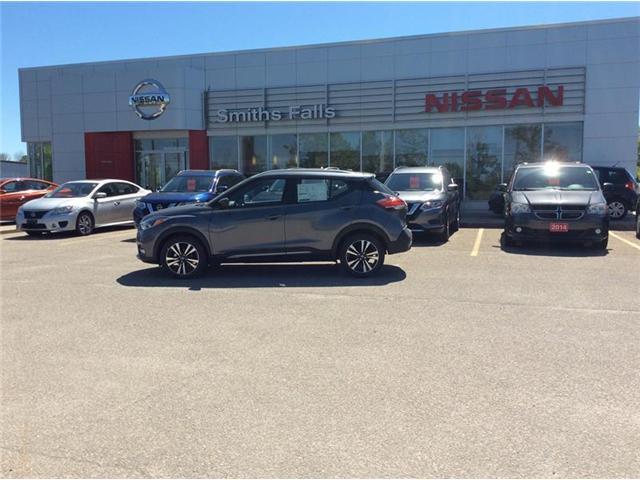 2019 Nissan Kicks SR (Stk: 19-174) in Smiths Falls - Image 1 of 13