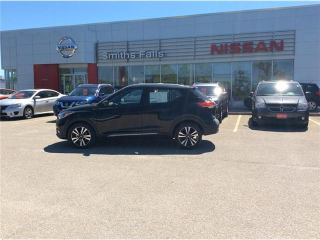 2019 Nissan Kicks SR (Stk: 19-205) in Smiths Falls - Image 1 of 13
