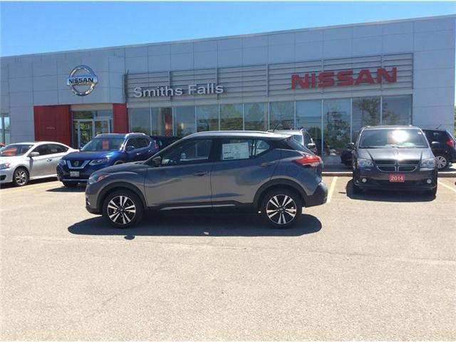 2019 Nissan Kicks SR (Stk: 19-213) in Smiths Falls - Image 1 of 13