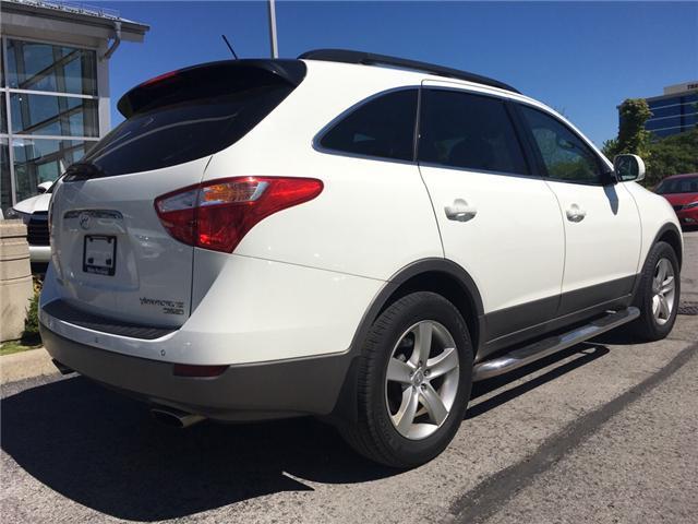 2010 Hyundai Veracruz GLS (Stk: 1698W) in Oakville - Image 8 of 28