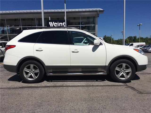 2010 Hyundai Veracruz GLS (Stk: 1698W) in Oakville - Image 9 of 28
