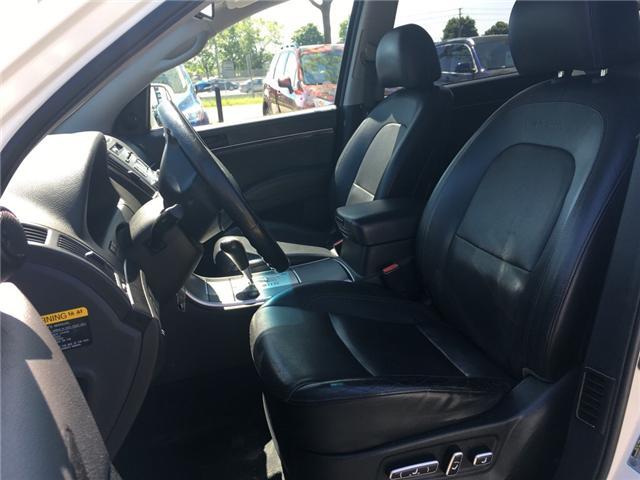 2010 Hyundai Veracruz GLS (Stk: 1698W) in Oakville - Image 15 of 28