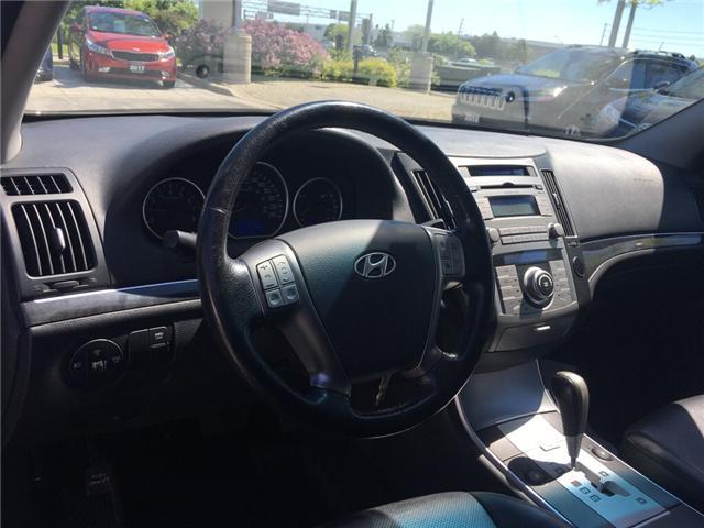 2010 Hyundai Veracruz GLS (Stk: 1698W) in Oakville - Image 16 of 28