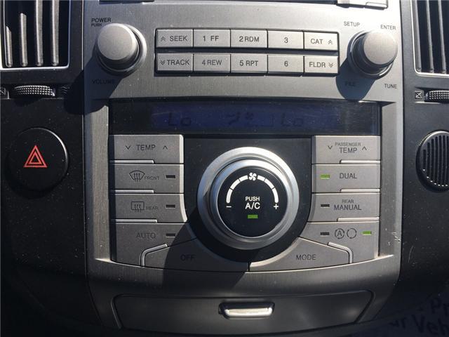 2010 Hyundai Veracruz GLS (Stk: 1698W) in Oakville - Image 24 of 28