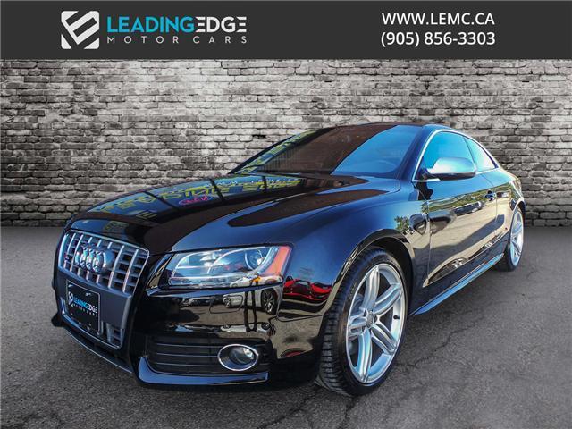 2011 Audi S5 4.2 Premium (Stk: ) in Woodbridge - Image 1 of 20