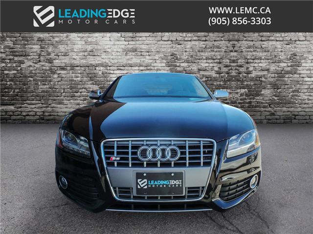 2011 Audi S5 4.2 Premium (Stk: ) in Woodbridge - Image 2 of 20