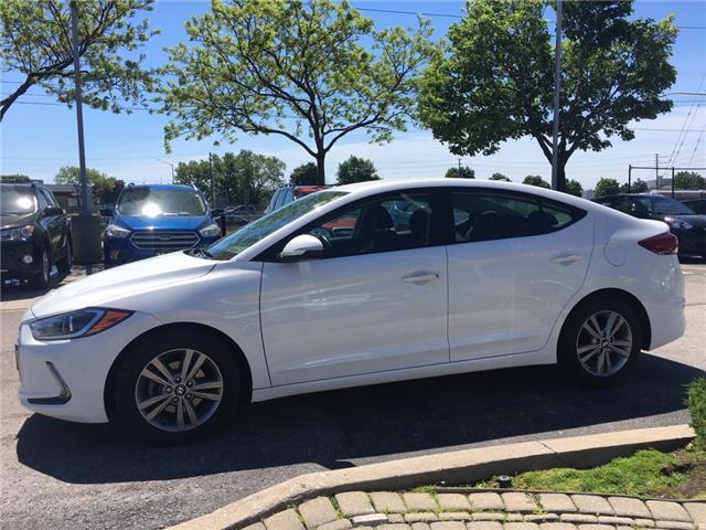 2017 Hyundai Elantra GL (Stk: 1700W) in Oakville - Image 4 of 9