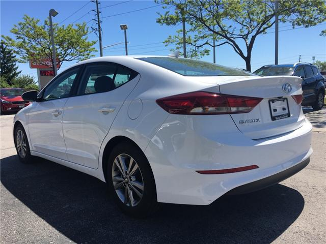 2017 Hyundai Elantra GL (Stk: 1700W) in Oakville - Image 5 of 9