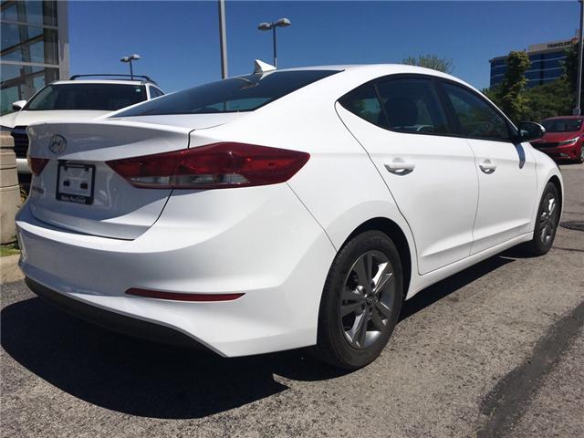 2017 Hyundai Elantra GL (Stk: 1700W) in Oakville - Image 7 of 9