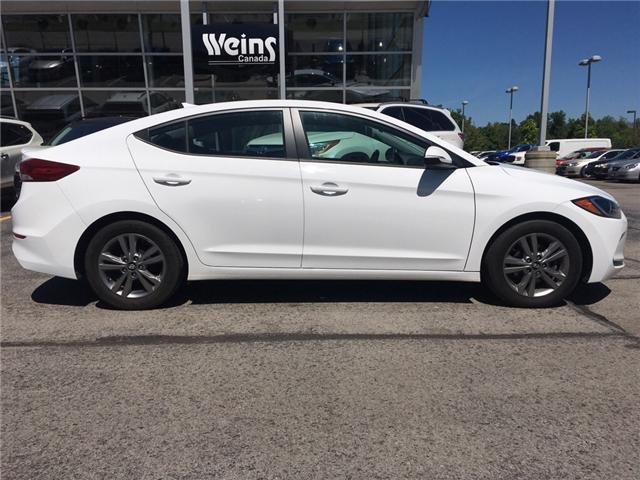 2017 Hyundai Elantra GL (Stk: 1700W) in Oakville - Image 8 of 9