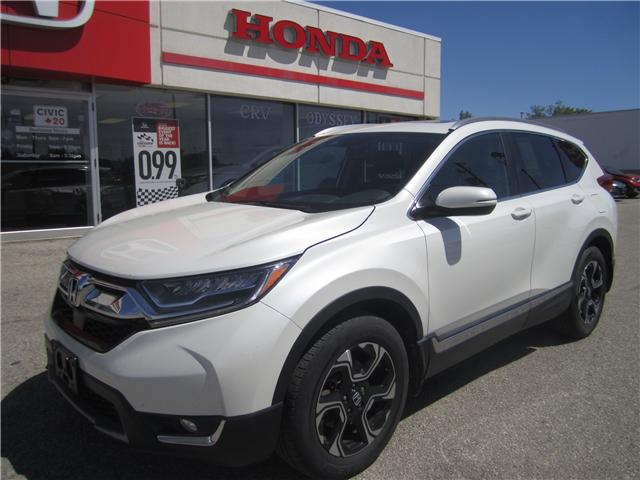 2017 Honda CR-V Touring (Stk: 19194A) in Simcoe - Image 1 of 21