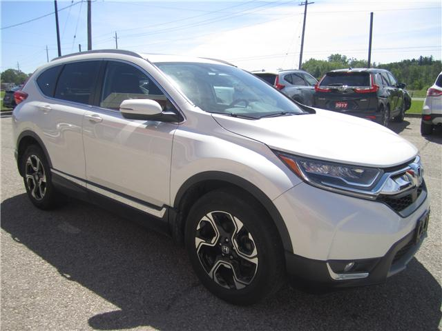 2017 Honda CR-V Touring (Stk: 19194A) in Simcoe - Image 2 of 21