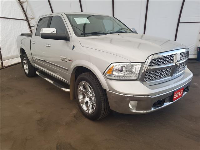 2013 RAM 1500 Laramie (Stk: 1817351) in Thunder Bay - Image 1 of 24