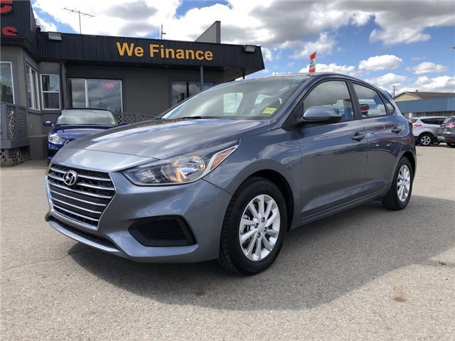 2019 Hyundai Accent Preferred (Stk: P36734) in Saskatoon - Image 1 of 18