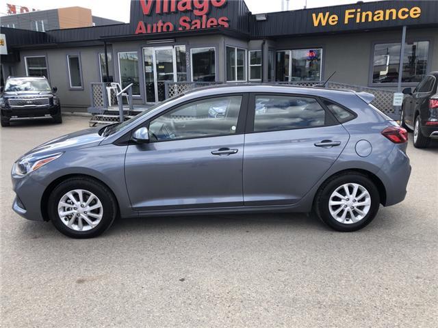 2019 Hyundai Accent Preferred (Stk: P36734) in Saskatoon - Image 2 of 18