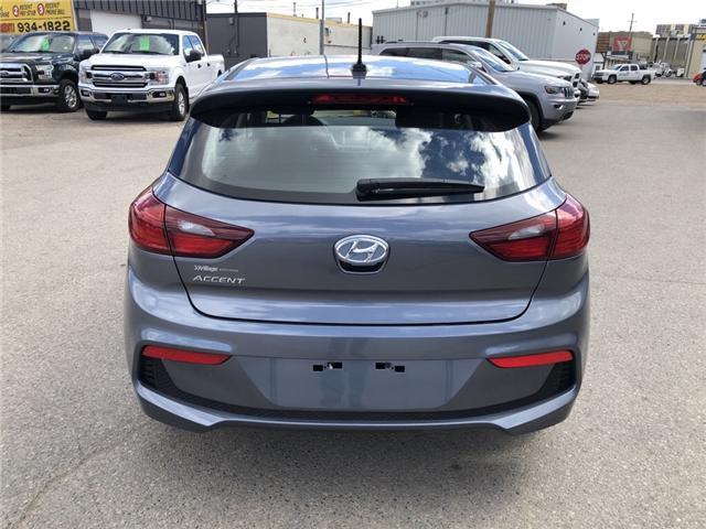 2019 Hyundai Accent Preferred (Stk: P36734) in Saskatoon - Image 4 of 18