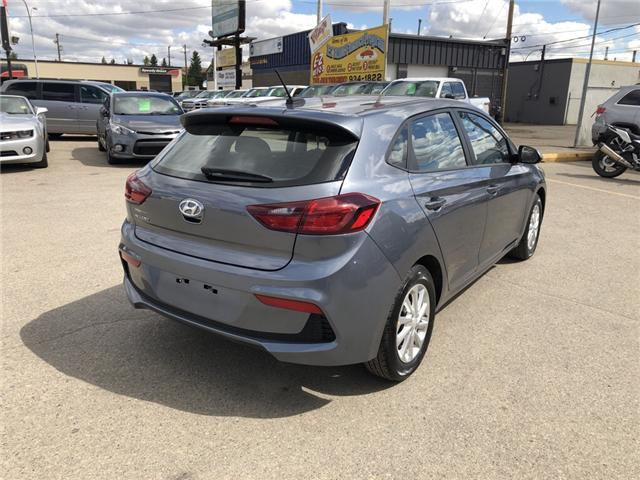 2019 Hyundai Accent Preferred (Stk: P36734) in Saskatoon - Image 5 of 18