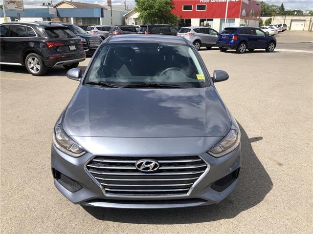 2019 Hyundai Accent Preferred (Stk: P36734) in Saskatoon - Image 8 of 18