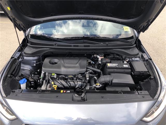 2019 Hyundai Accent Preferred (Stk: P36734) in Saskatoon - Image 10 of 18