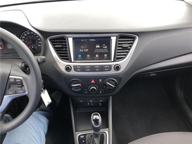 2019 Hyundai Accent Preferred (Stk: P36734) in Saskatoon - Image 14 of 18