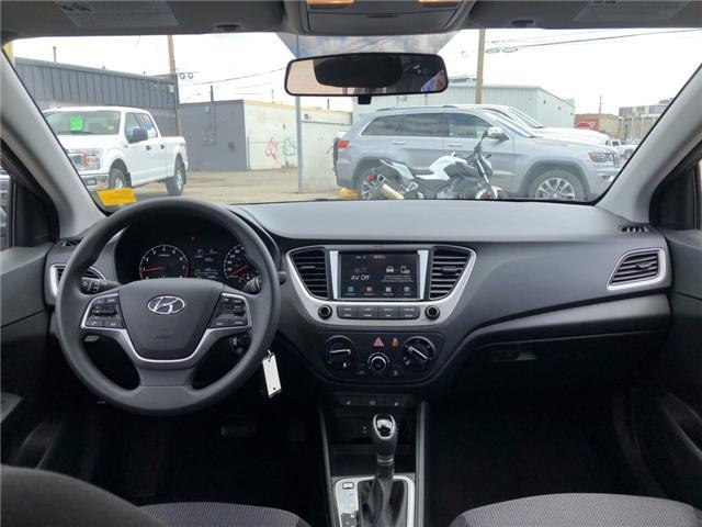 2019 Hyundai Accent Preferred (Stk: P36734) in Saskatoon - Image 16 of 18