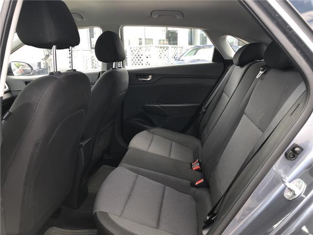 2019 Hyundai Accent Preferred (Stk: P36734) in Saskatoon - Image 17 of 18