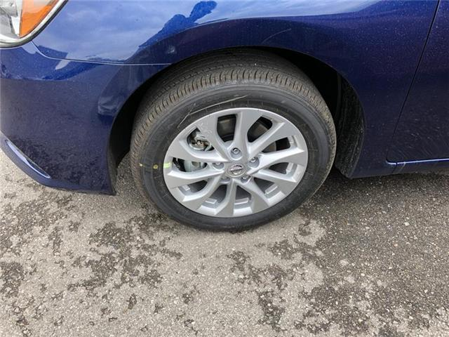 2019 Nissan Sentra 1.8 SV (Stk: RY191036) in Richmond Hill - Image 2 of 5